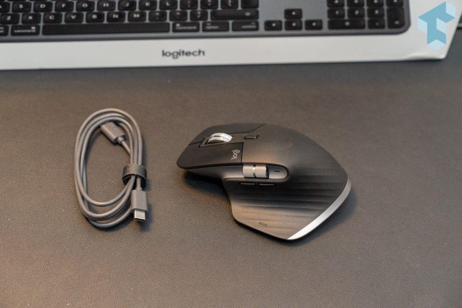 Logitech MX Master 3 für Mac