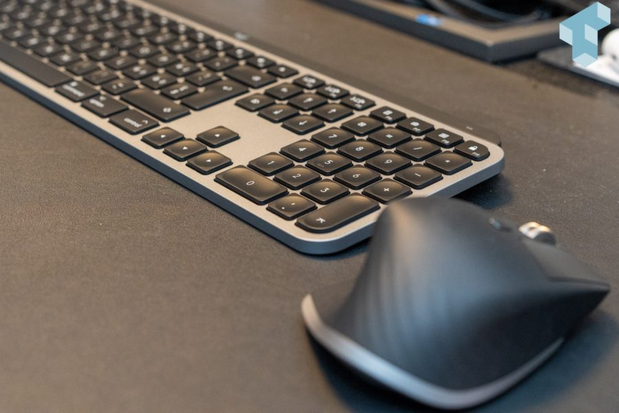 Logitech MX Master 3 für Mac und MX Keys for MAC