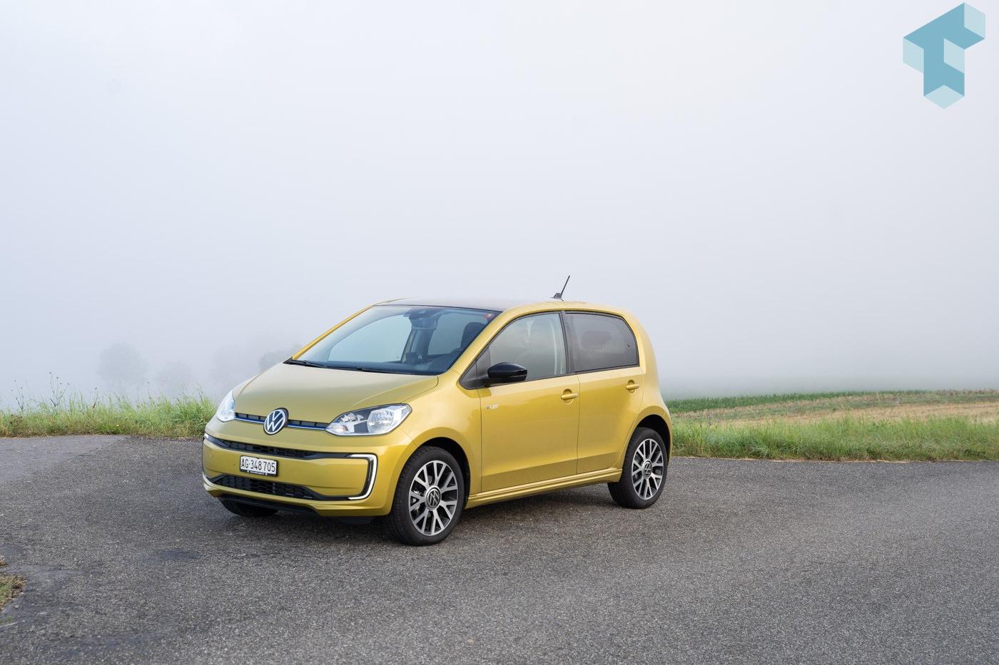 VW u-Up Test