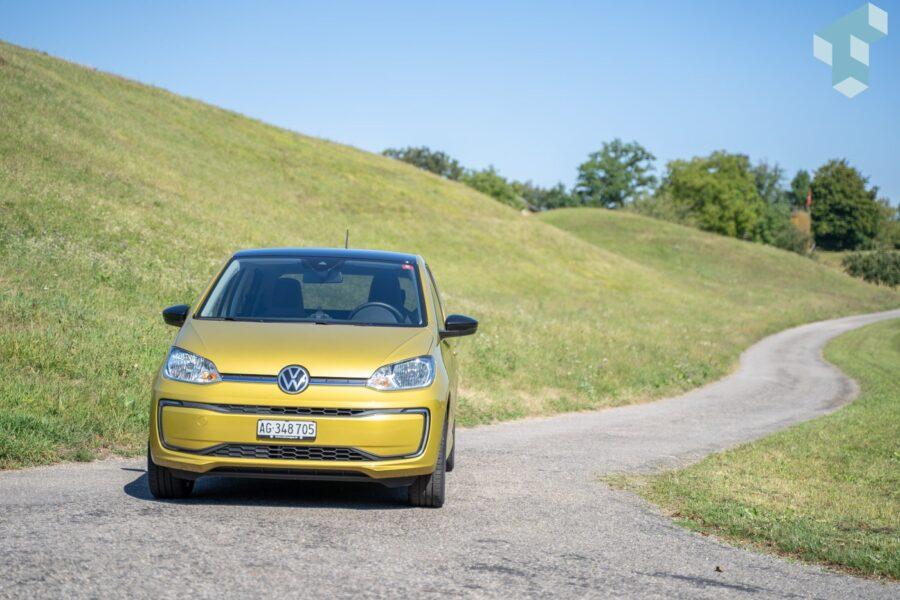 VW e-up! im Test