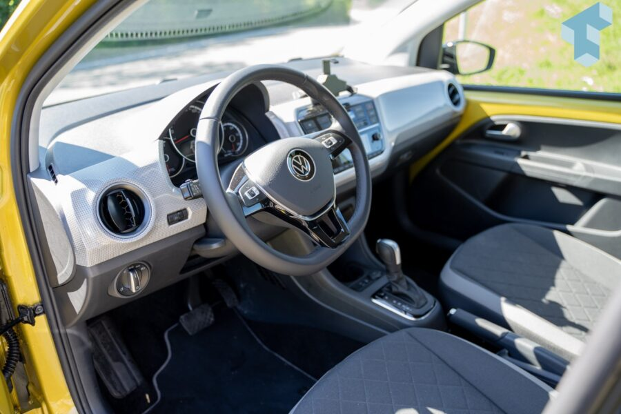 VW e-up! Cockpit