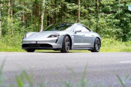 Porsche Taycan 4S Test