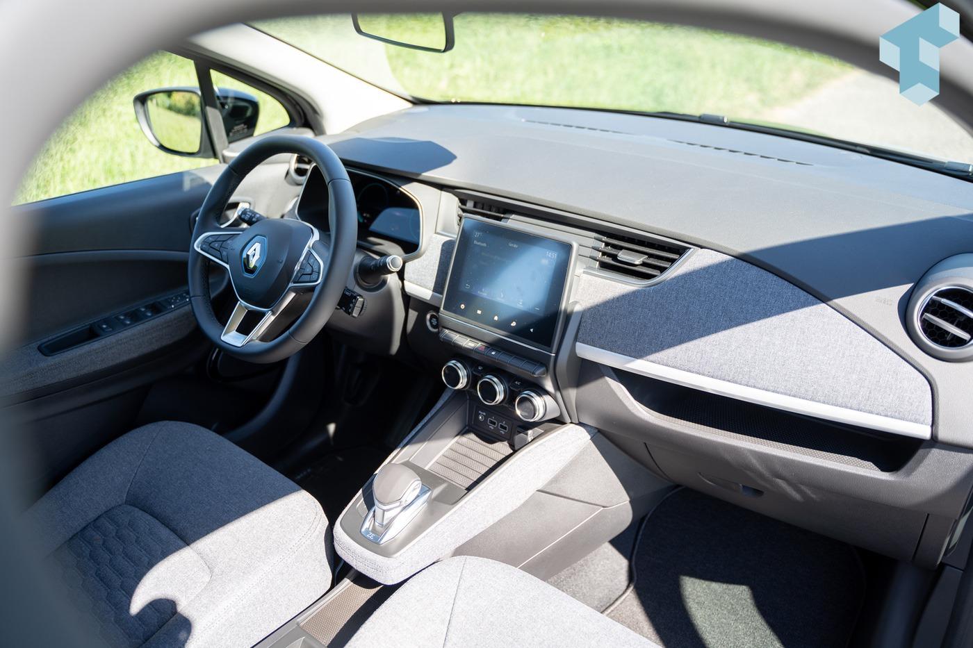 Renault Zoe Zen Cockpit