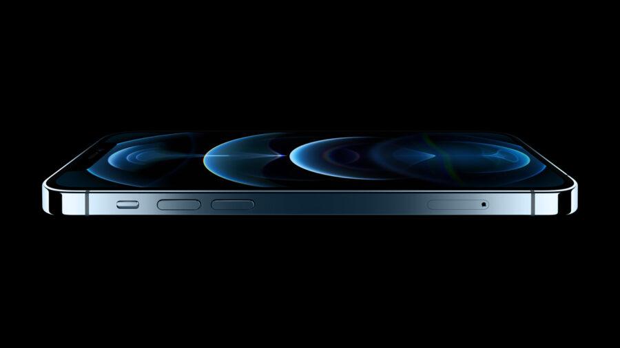 iPhone 12 Flat Design