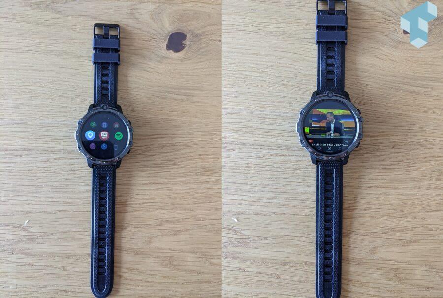 Zeblaze Thor 6 - vollwertiges Android auf der Smartwatch