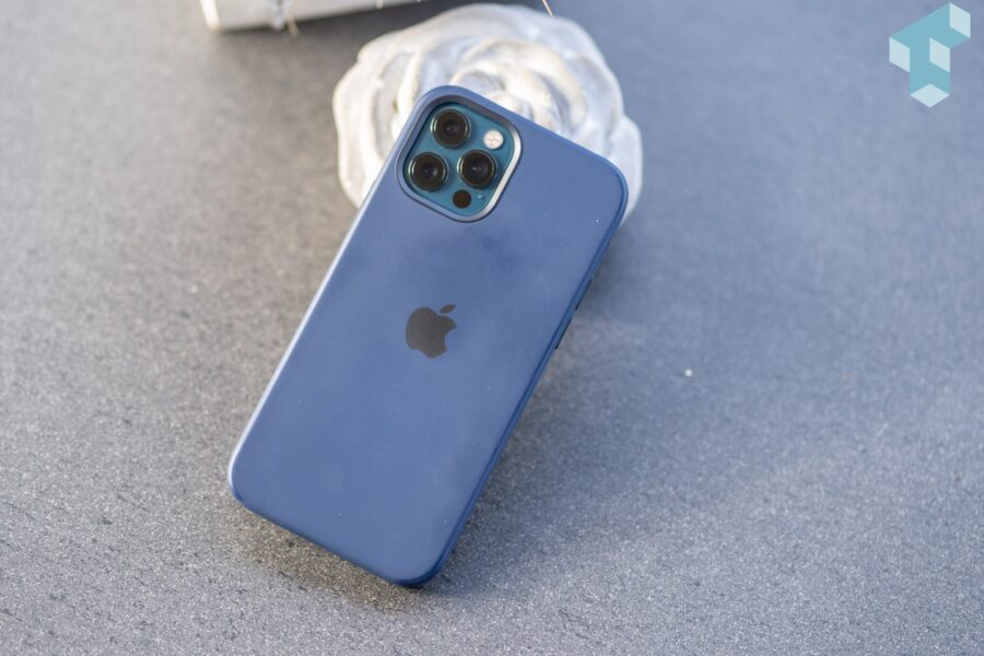 Silikon Case mit MagSafe