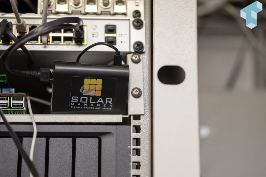 Solar Manager fragt smart-me Zähler direkt aus der Cloud ab
