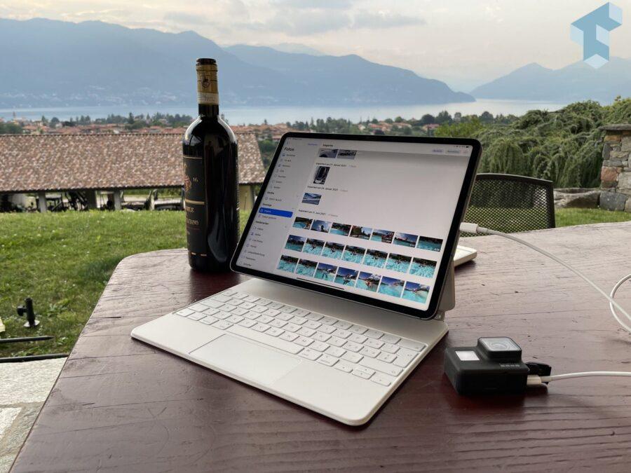 Der perfekte Ferienbegleiter: Das iPad Pro