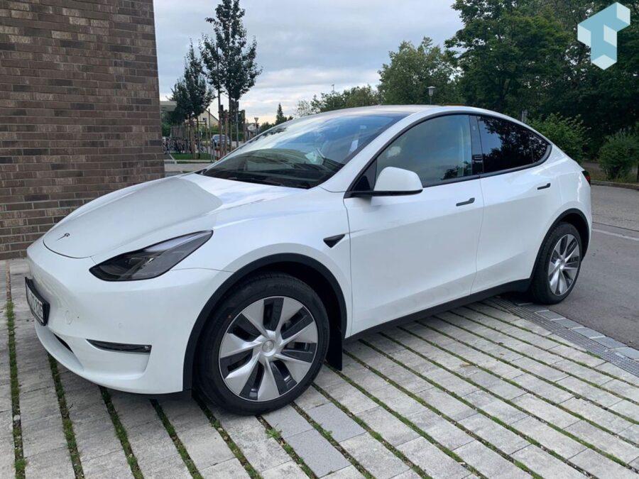Tesla Model Y Fahrbericht