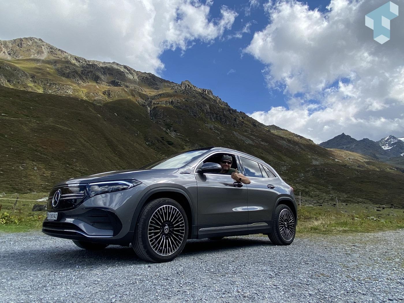 Sigis Fazit zum Mercedes EQA